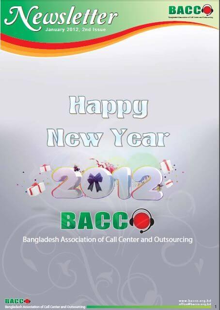 BACCO Newsletter 2012